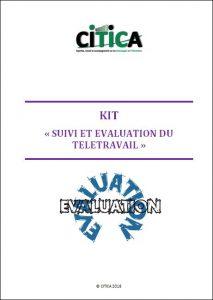 """Kit """"Suivi et évaluation du télétravail"""" Image"""