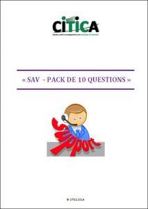 "Kit ""SAV - Pack de 10 questions"" Image"