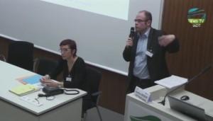 Intervention au séminaire MACEO / IADT sur le télétravail dans la fonction publique